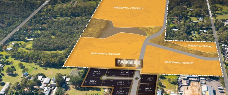 Development / Land commercial property for sale at 3798-3810 Mount Lindesay Hwy Park Ridge QLD 4125