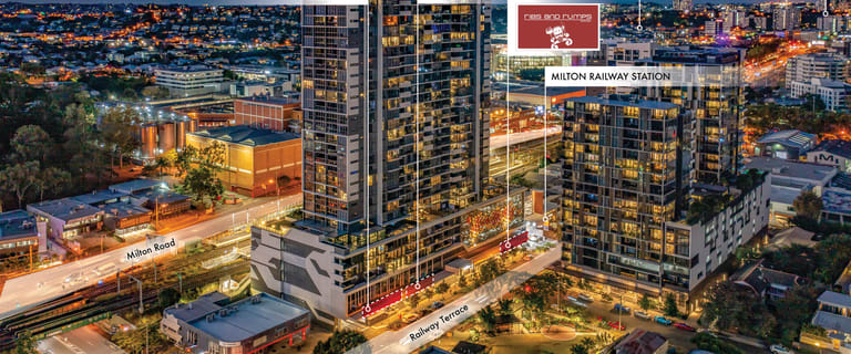 Shop & Retail commercial property for sale at 55 Railway Terrace Milton QLD 4064