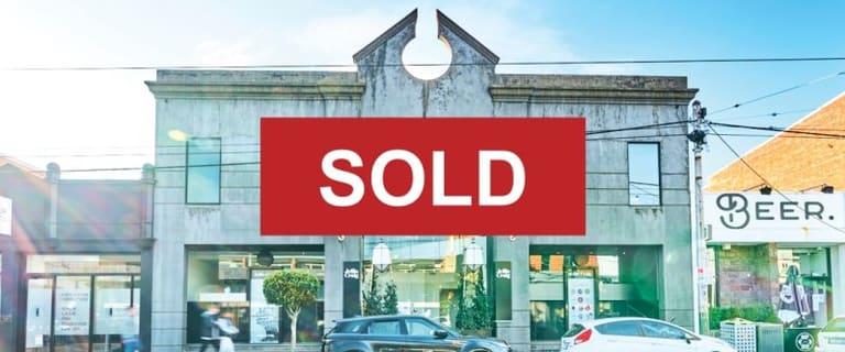 Offices commercial property sold at 1213-1217 High Street Armadale VIC 3143