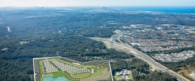 Development / Land commercial property for sale at 110 Sippy Creek Road Tanawha QLD 4556