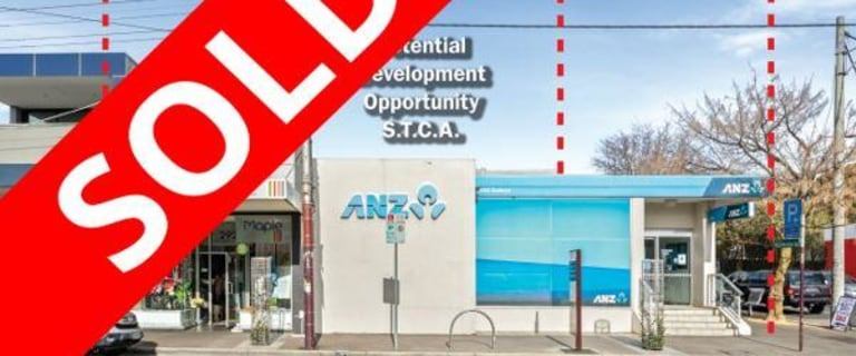 Shop & Retail commercial property sold at 288-292 Whitehorse Road Balwyn VIC 3103