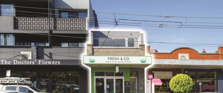 Shop & Retail commercial property for sale at 338 Orrong Road Caulfield North VIC 3161