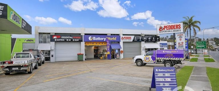 Factory, Warehouse & Industrial commercial property for sale at 23 Pickering Street Enoggera QLD 4051