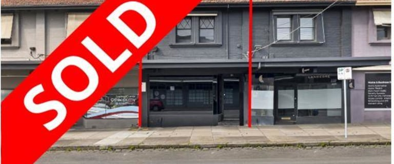Offices commercial property sold at 4 Illowa Street Malvern East VIC 3145