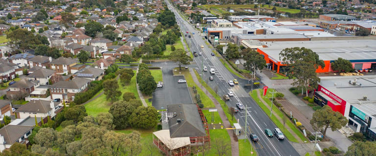 Development / Land commercial property for sale at 376 Warrigal Road Heatherton VIC 3202