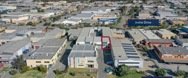 Factory, Warehouse & Industrial commercial property sold at 3/267 Camboon Road Malaga WA 6090