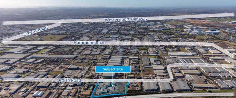 Factory, Warehouse & Industrial commercial property for sale at 96-126 Ordish Road Dandenong South VIC 3175
