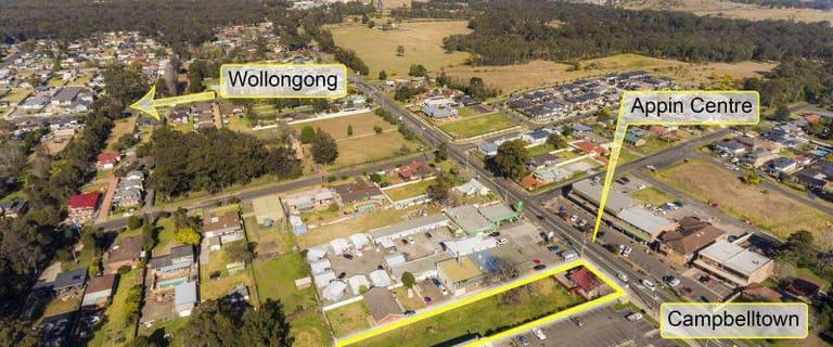 Development / Land commercial property for sale at 78 Appin Road Appin NSW 2560