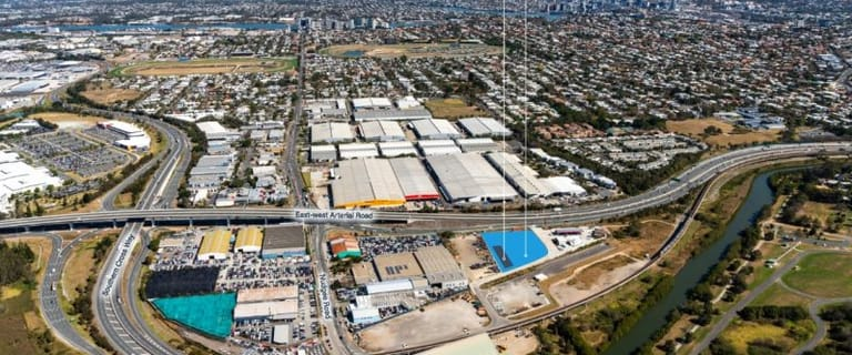 Factory, Warehouse & Industrial commercial property for sale at 130 East-West Arterial Road Hendra QLD 4011