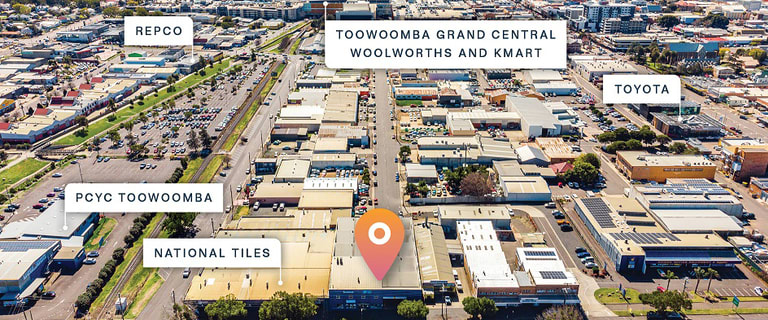 Shop & Retail commercial property for sale at 213 James Street Toowoomba QLD 4350