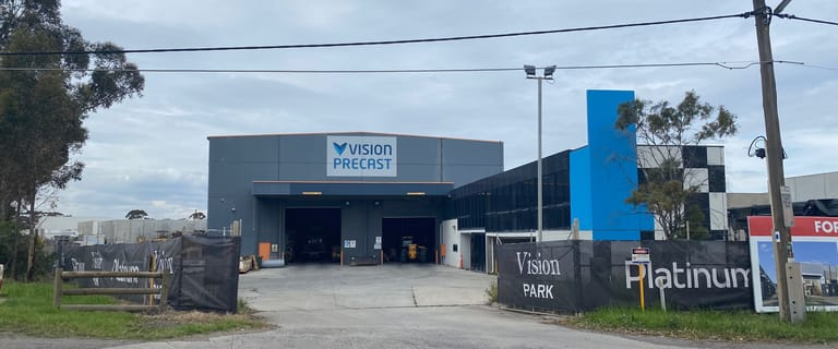 Factory, Warehouse & Industrial commercial property for sale at 18 Jones Road Brooklyn VIC 3012