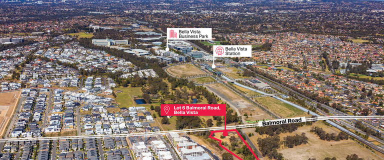 Development / Land commercial property for sale at Lot 6 Balmoral Road Bella Vista NSW 2153