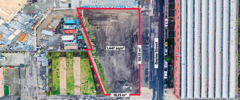 Development / Land commercial property for sale at 16 Gheringhap Street Geelong VIC 3220
