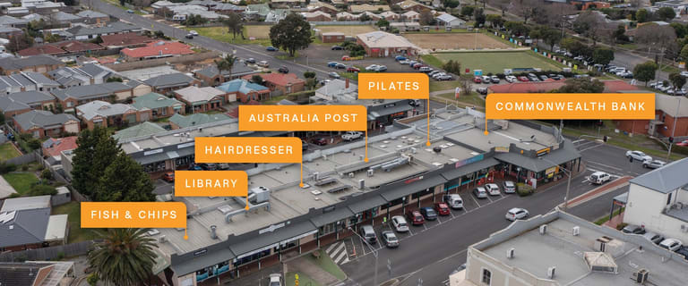 Shop & Retail commercial property for sale at 18-20 & 17 Hancock Street & Clifton Springs Road Drysdale VIC 3222