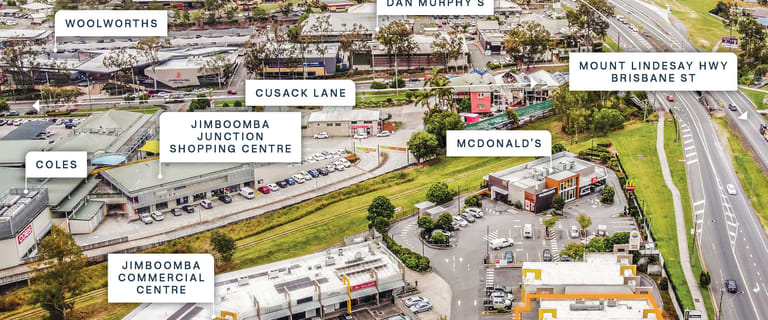 Medical / Consulting commercial property for sale at 125 Brisbane Street Jimboomba QLD 4280
