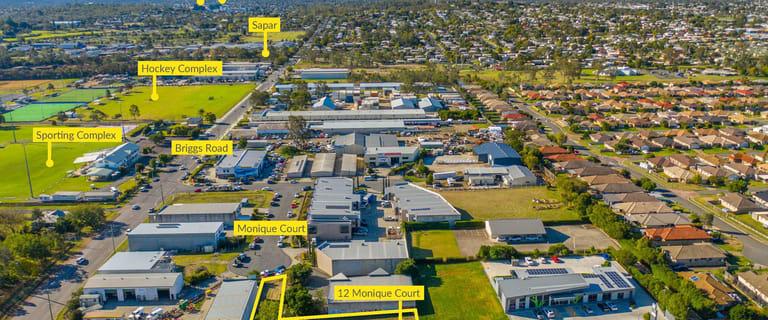 Development / Land commercial property for sale at 12 Monique Court Raceview QLD 4305