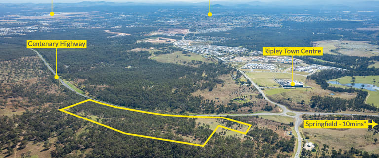 Development / Land commercial property for sale at 787 Ripley Road South Ripley QLD 4306