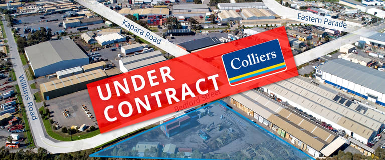 Factory, Warehouse & Industrial commercial property for sale at 147-155 Bedford Street Gillman SA 5013