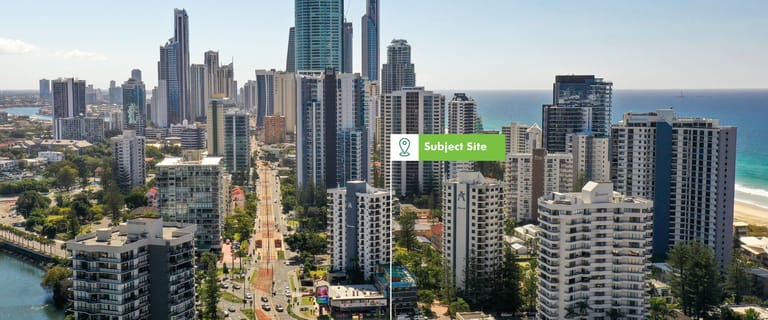 Development / Land commercial property for sale at 2921 Gold Coast Highway Surfers Paradise QLD 4217