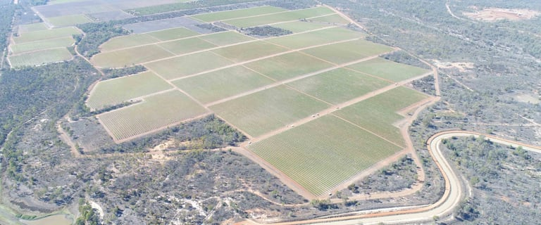 Rural / Farming commercial property for sale at 5449 Gregory Highway Emerald QLD 4720
