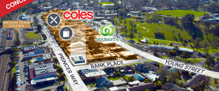 Offices commercial property for sale at 19-21B Princes Highway Drouin VIC 3818