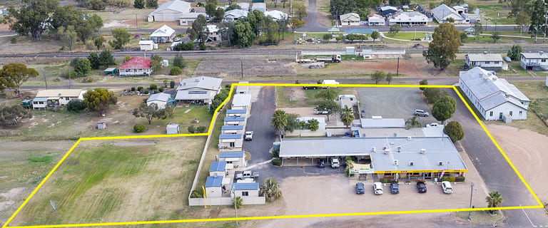 Hotel, Motel, Pub & Leisure commercial property for sale at 43313 Warrego Highway Yuleba QLD 4427