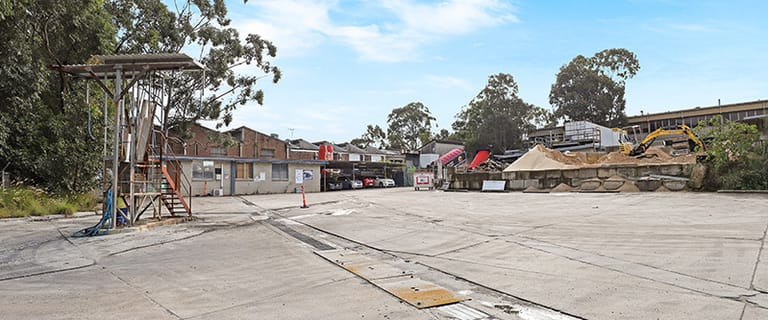 Factory, Warehouse & Industrial commercial property for sale at 10 Dunlop Street Strathfield South NSW 2136
