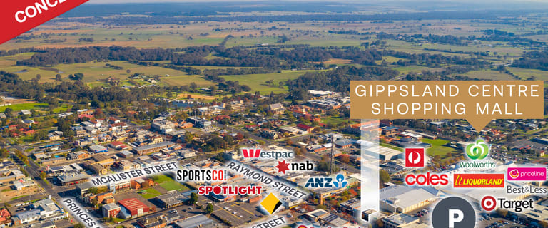 Shop & Retail commercial property for sale at 301 Raymond Street Sale VIC 3850