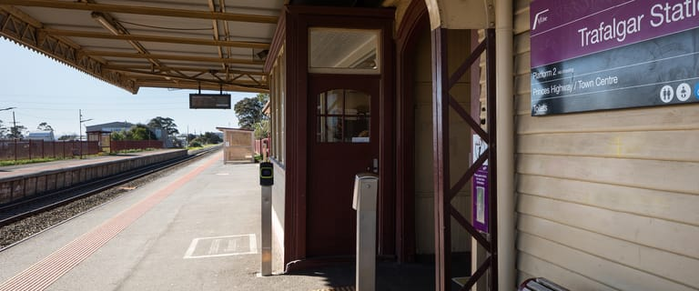 Development / Land commercial property for sale at Shop 1 & 2/87 Princes Hwy & 2-4 Contingent St Trafalgar VIC 3824