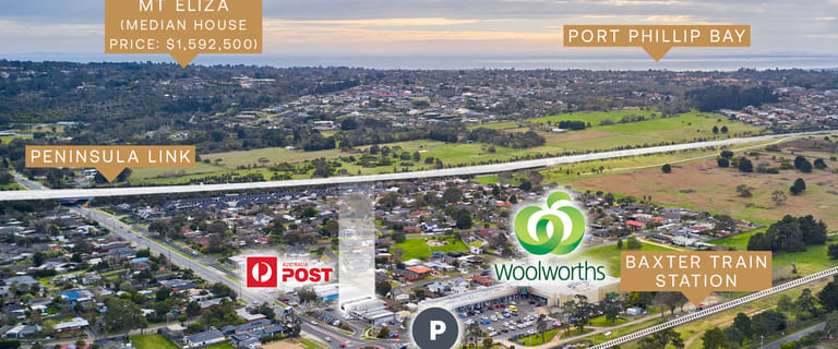 Shop & Retail commercial property sold at 84 Baxter-Tooradin Road Baxter VIC 3911