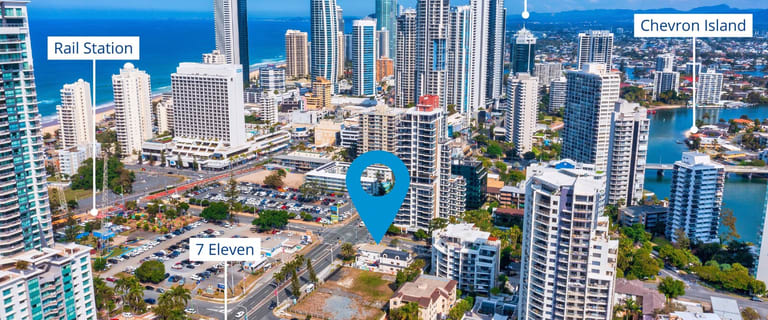 Development / Land commercial property for sale at 80 Ferny Avenue Surfers Paradise QLD 4217