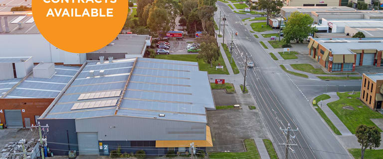 Factory, Warehouse & Industrial commercial property for sale at 2 Braeside Drive Braeside VIC 3195