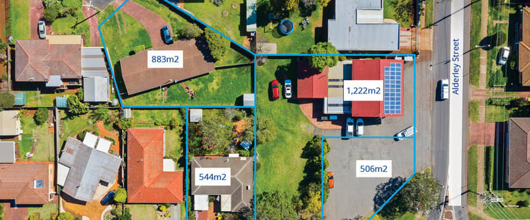 Shop & Retail commercial property for sale at 228 Alderley Street Centenary Heights QLD 4350