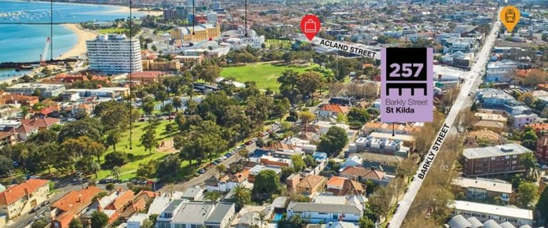 Development / Land commercial property for sale at 257 Barkly Street St Kilda VIC 3182