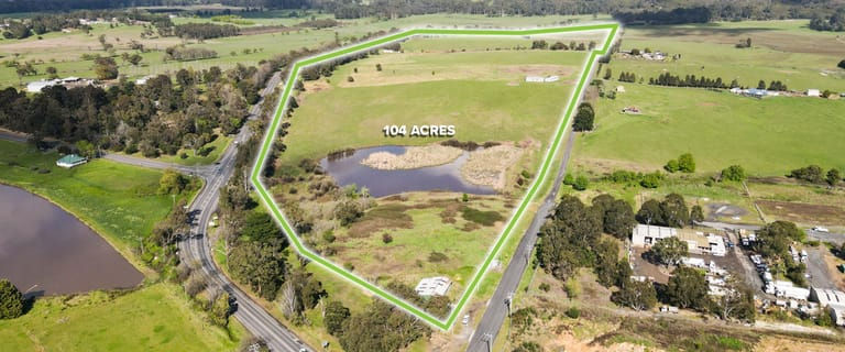 Development / Land commercial property for sale at 11 Maroondah Highway Healesville VIC 3777