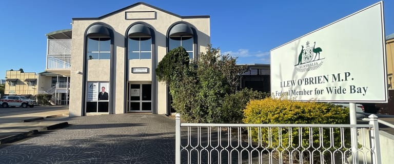 Offices commercial property for sale at Kent Street Maryborough QLD 4650