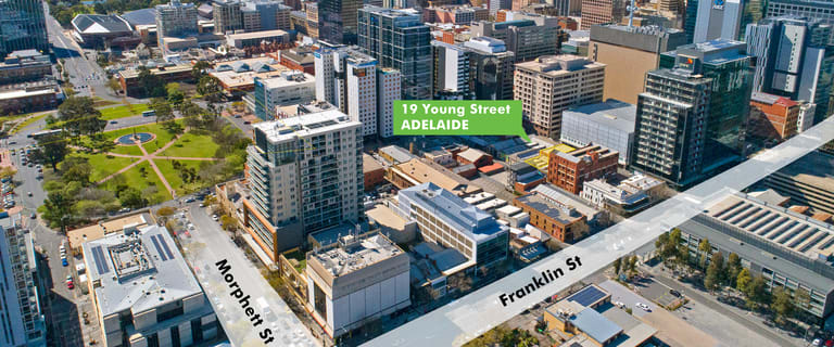Hotel, Motel, Pub & Leisure commercial property for sale at 19 Young Street Adelaide SA 5000