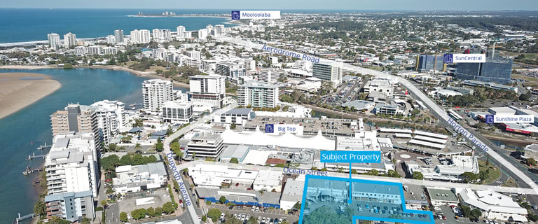 Development / Land commercial property for sale at 11-17 Ocean Street Maroochydore QLD 4558