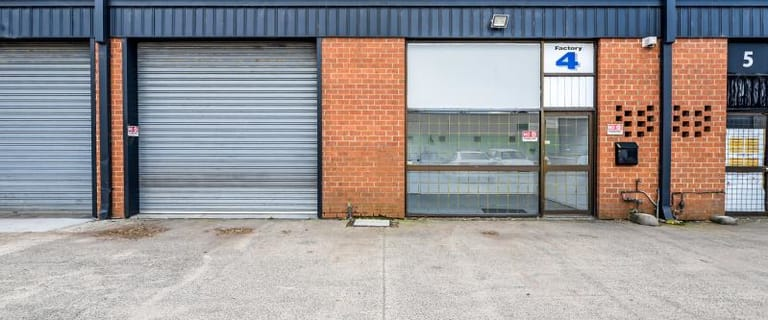 Factory, Warehouse & Industrial commercial property for sale at 4/2-4 Lace Street Eumemmerring VIC 3177