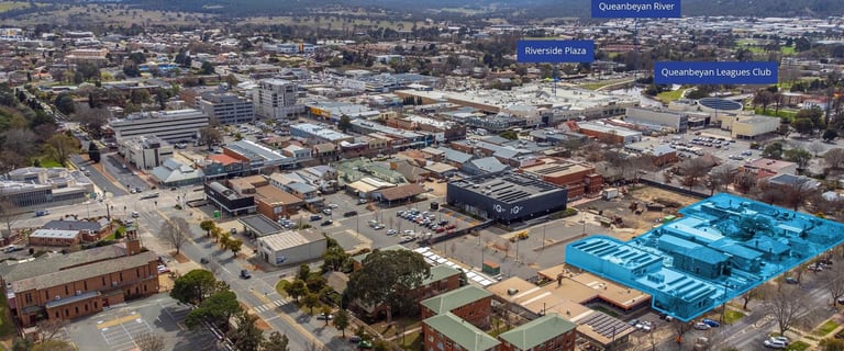 Development / Land commercial property for sale at Queanbeyan NSW 2620