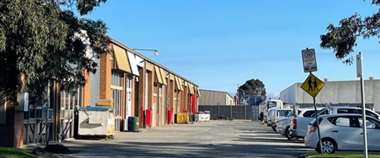 Factory, Warehouse & Industrial commercial property for sale at 17/206-212 Governor Street Braeside VIC 3195