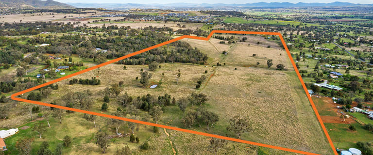 Development / Land commercial property for sale at 348 Bournes Lane Hallsville NSW 2340
