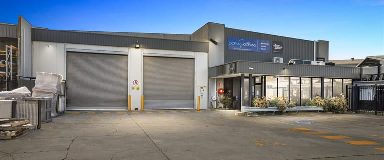 Factory, Warehouse & Industrial commercial property for sale at 56 Healey Road Dandenong South VIC 3175