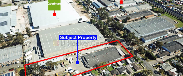 Factory, Warehouse & Industrial commercial property for sale at 40-42 Pavesi Street Smithfield NSW 2164