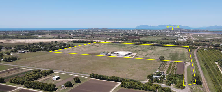Factory, Warehouse & Industrial commercial property for sale at Lot 2/77 Warwick Road Bowen QLD 4805