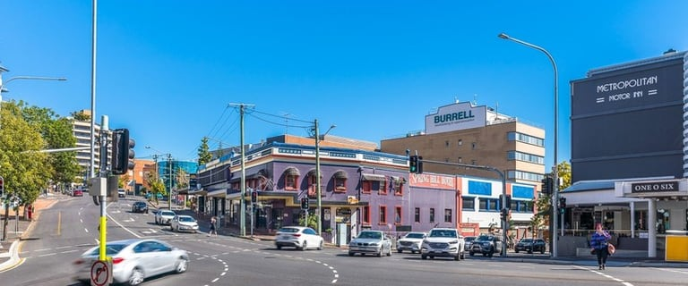 Hotel, Motel, Pub & Leisure commercial property for sale at 100 Leichhardt Street & 20 Little Edward Street Spring Hill QLD 4000
