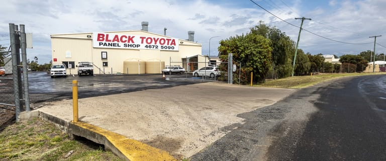Factory, Warehouse & Industrial commercial property for sale at 11 Commodity Court Dalby QLD 4405