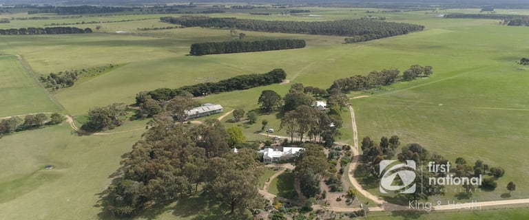 Rural / Farming commercial property for sale at 400 Aitkens Road Bengworden VIC 3875