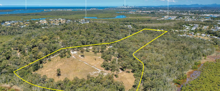 Development / Land commercial property for sale at 153 Colman Road Coomera QLD 4209