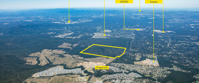 Development / Land commercial property for sale at Mountain Ridge Road New Beith QLD 4124